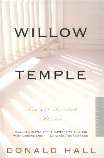 Willow Temple - New and Selected Stories - cover