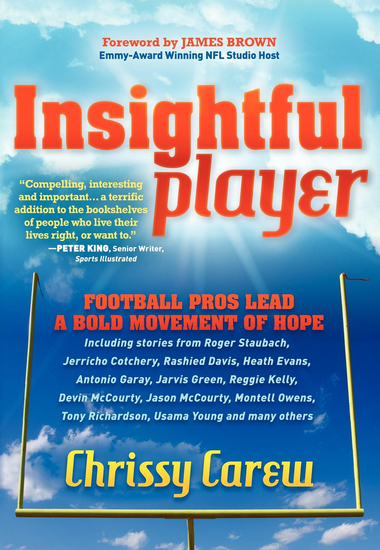 Insightful Player - Football Pros Lead a Bold Movement of Hope - cover