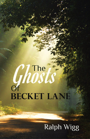 The Ghosts of Becket Lane - cover