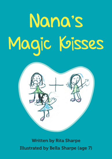 Nanas Magic Kisses - cover