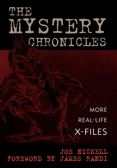 The Mystery Chronicles - More Real-Life X-Files - cover