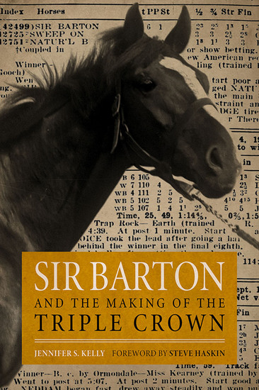 Sir Barton and the Making of the Triple Crown - cover