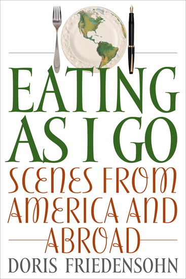 Eating as I Go - Scenes from America and Abroad - cover