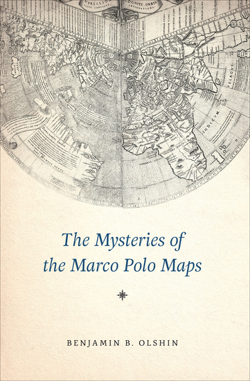 The Mysteries of the Marco Polo Maps - cover