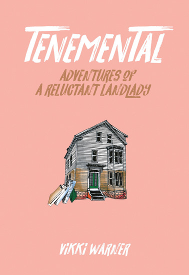 Tenemental - Adventures of a Reluctant Landlady - cover