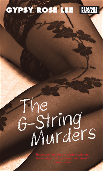 The G-String Murders - cover