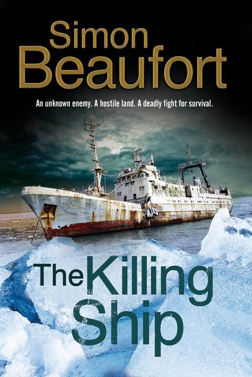 The Killing Ship - cover