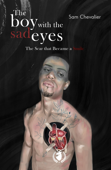 The boy with the sad eyes - The scar that become a smile - cover