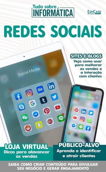 Tudo Sobre Informática Ed 22 - Redes Sociais - cover