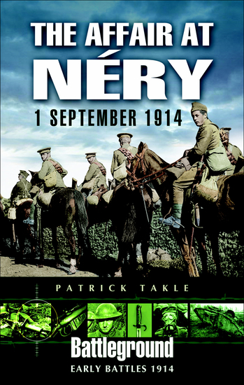 The Affair at Néry: 1 September 1914 - cover