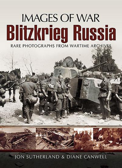 Blitzkrieg Russia - cover