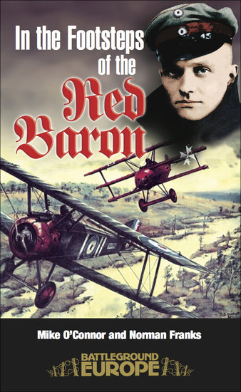In the Footsteps of the Red Baron - cover