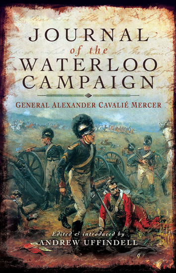 Journal of the Waterloo Campaign - cover