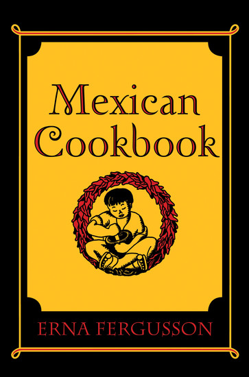 Mexican Cookbook - cover