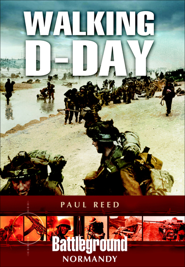 Walking D-Day - cover