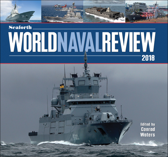 Seaforth World Naval Review 2018 - cover