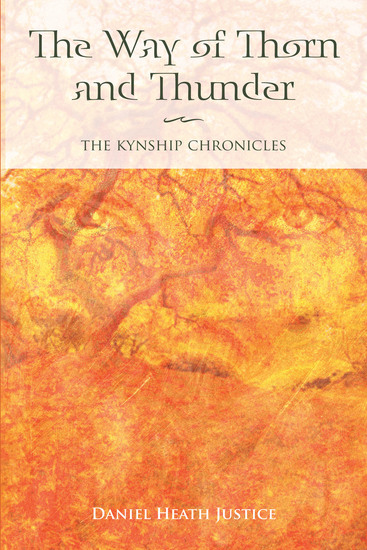 The Way of Thorn and Thunder - The Kynship Chronicles - cover