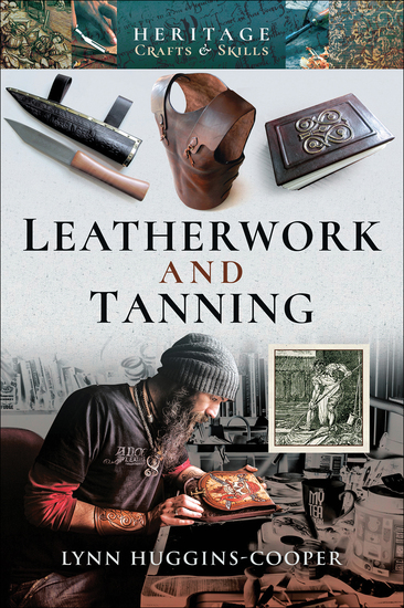 Leatherwork and Tanning - cover