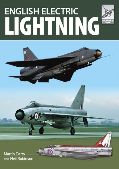 English Electric Lightning - cover