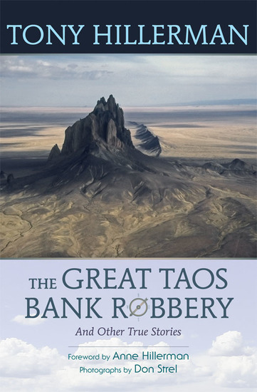 The Great Taos Bank Robbery and Other True Stories - cover