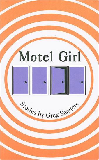 Motel Girl - Stories - cover