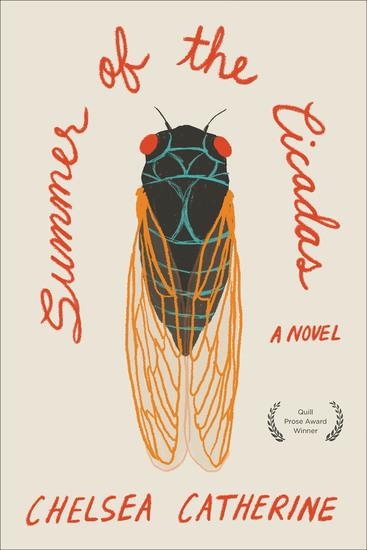 Summer of the Cicadas - A Novel - cover