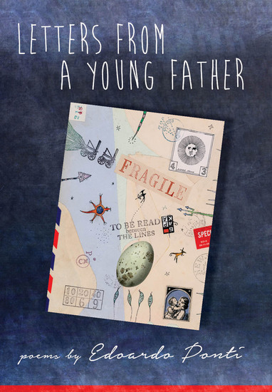 Letters from a Young Father - Poems - cover