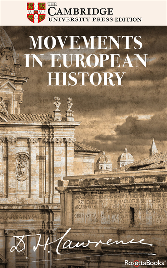 Movements in European History - cover