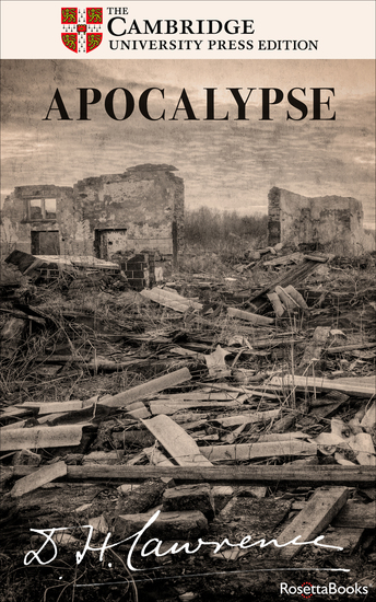 Apocalypse - And the Writings on Revelation - cover