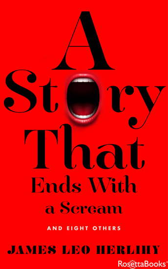 A Story That Ends with a Scream - And Eight Others - cover