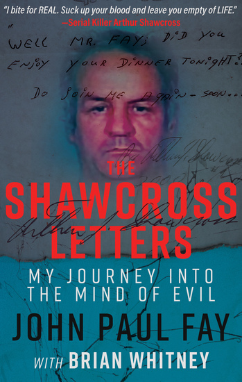 The Shawcross Letters - My Journey Into the Mind of Evil - cover
