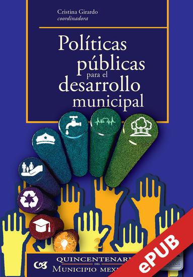 Políticas públicas para el desarrollo municipal - cover