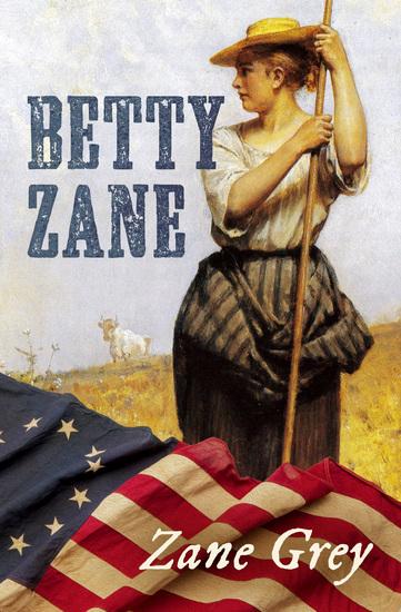 Betty Zane - cover