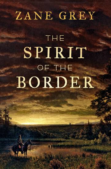 The Spirit of the Border - cover