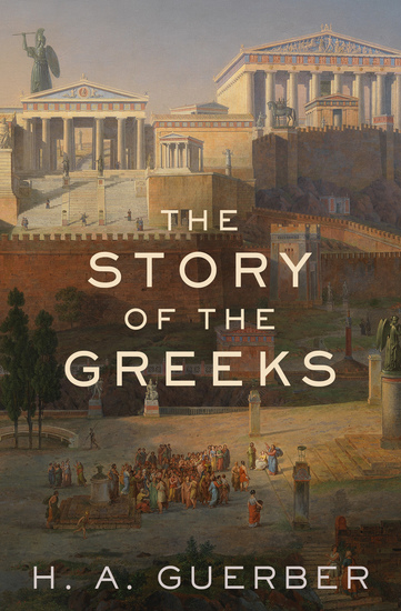 The Story of the Greeks - cover