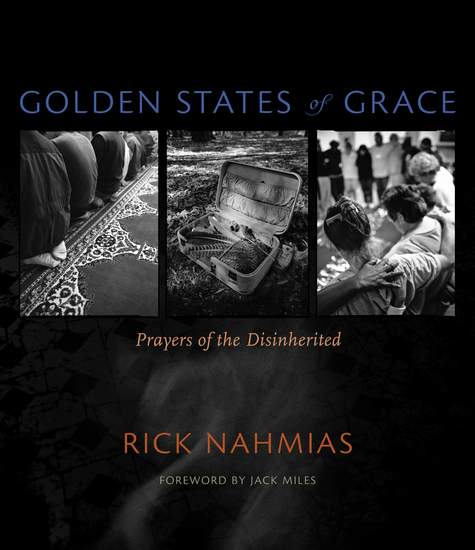 Golden States of Grace - Prayers of the Disinherited - cover