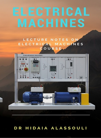 Electrical Machines - Lecture Notes for Electrical Machines Course - cover