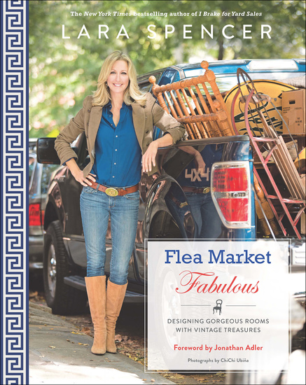 Flea Market Fabulous - Designing Gorgeous Rooms with Vintage Treasures - cover