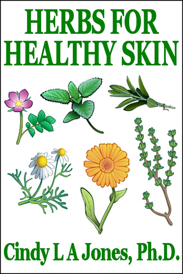 Herbs for Healthy Skin - cover