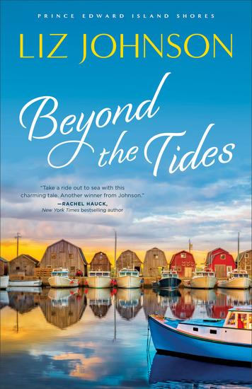 Beyond the Tides (Prince Edward Island Shores Book #1) - cover