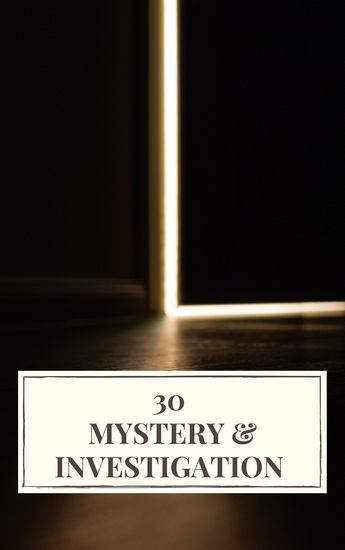 30 Mystery & Investigation - cover