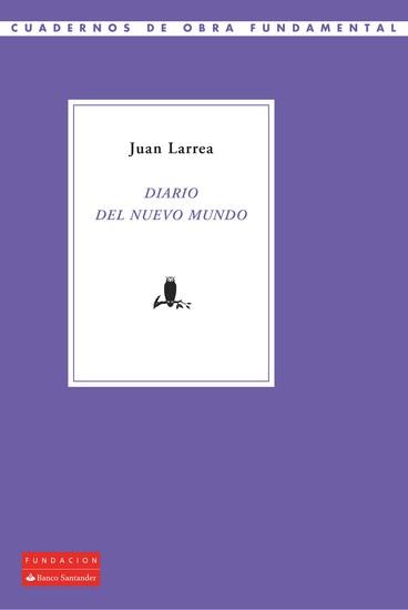 Diario del Nuevo Mundo - cover