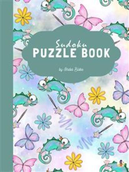 Princess Sudoku Puzzle Book for Kids (Easy Level) (Printable Version) - cover