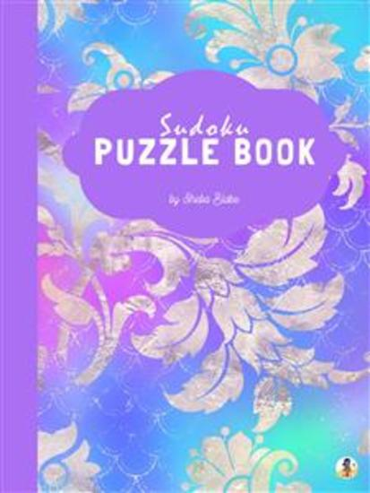 Mermaid Sudoku Puzzle Book for Kids (All Levels) (Printable Version) - cover