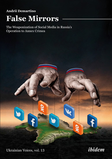 False Mirrors: The Weaponization of Social Media in Russia's Operation to Annex Crimea - cover