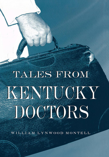 Tales from Kentucky Doctors - cover