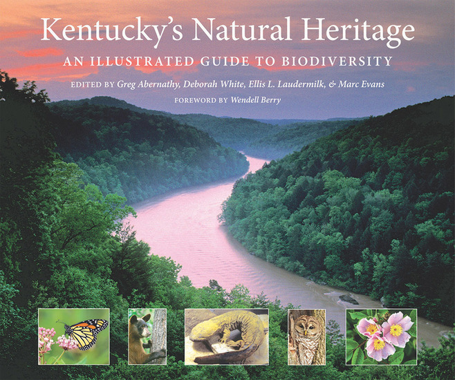 Kentucky's Natural Heritage - An Illustrated Guide to Biodiversity - cover