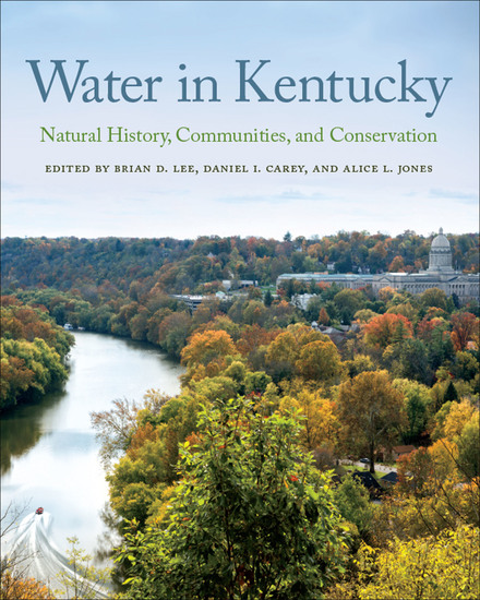 Water in Kentucky - Natural History Communities and Conservation - cover