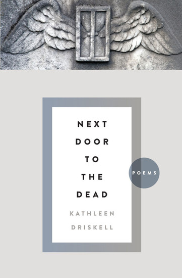 Next Door to the Dead - Poems - cover