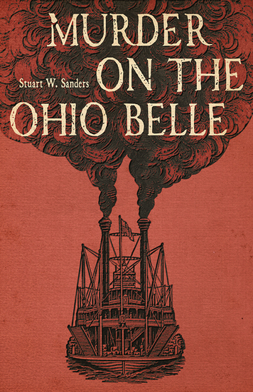 Murder on the Ohio Belle - cover